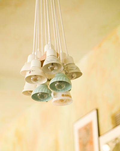 Teacup.chandelier